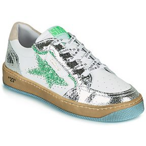 Xαμηλά Sneakers Semerdjian ARTO ΣΤΕΛΕΧΟΣ: Δέρμα / ύφασμα & ΕΠΕΝΔΥΣΗ: Δέρμα & ΕΣ. ΣΟΛΑ: Δέρμα & ΕΞ. ΣΟΛΑ: Καουτσούκ