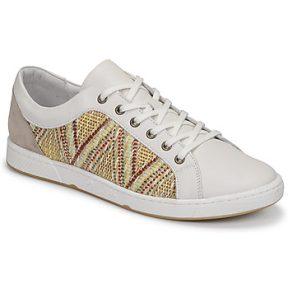 Xαμηλά Sneakers Pataugas JOHANA F2E ΣΤΕΛΕΧΟΣ: Δέρμα / ύφασμα & ΕΠΕΝΔΥΣΗ: Δέρμα & ΕΣ. ΣΟΛΑ: Δέρμα & ΕΞ. ΣΟΛΑ: Συνθετικό