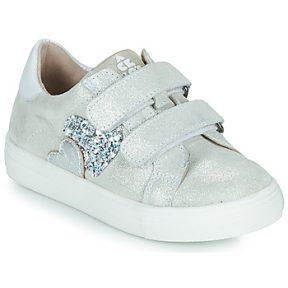 Xαμηλά Sneakers Acebo's 5471-PLATA-B ΣΤΕΛΕΧΟΣ: Δέρμα και συνθετικό & ΕΠΕΝΔΥΣΗ: Δέρμα & ΕΣ. ΣΟΛΑ: Δέρμα & ΕΞ. ΣΟΛΑ: Καουτσούκ