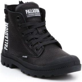 Ψηλά Sneakers Palladium Pampa UBN ZIPS 96857-008-M
