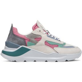 Xαμηλά Sneakers Date W321-FG-NK-PK