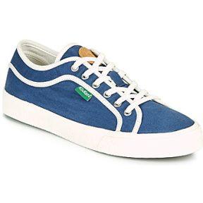 Xαμηλά Sneakers Kickers ARVEIL ΣΤΕΛΕΧΟΣ: Ύφασμα & ΕΠΕΝΔΥΣΗ: Ύφασμα & ΕΣ. ΣΟΛΑ: Ύφασμα & ΕΞ. ΣΟΛΑ: Καουτσούκ