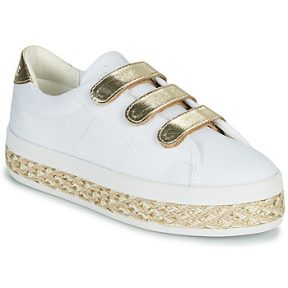 Xαμηλά Sneakers No Name MALIBU STRAPS ΣΤΕΛΕΧΟΣ: Συνθετικό και ύφασμα & ΕΠΕΝΔΥΣΗ: Φυσικό ύφασμα & ΕΣ. ΣΟΛΑ: Φυσικό ύφασμα & ΕΞ. ΣΟΛΑ: Καουτσούκ