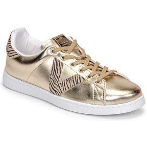 Xαμηλά Sneakers Victoria TENIS METALIZADO ΣΤΕΛΕΧΟΣ: Συνθετικό & ΕΠΕΝΔΥΣΗ: Ύφασμα & ΕΣ. ΣΟΛΑ: & ΕΞ. ΣΟΛΑ: Συνθετικό
