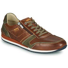 Xαμηλά Sneakers Pikolinos LIVERPOOL M2A ΣΤΕΛΕΧΟΣ: Δέρμα & ΕΠΕΝΔΥΣΗ: Δέρμα / ύφασμα & ΕΣ. ΣΟΛΑ: Δέρμα & ΕΞ. ΣΟΛΑ: Συνθετικό