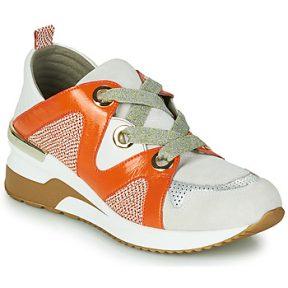 Xαμηλά Sneakers Mam'Zelle VELODE ΣΤΕΛΕΧΟΣ: Δέρμα & ΕΠΕΝΔΥΣΗ: Δέρμα & ΕΣ. ΣΟΛΑ: Δέρμα & ΕΞ. ΣΟΛΑ: Καουτσούκ