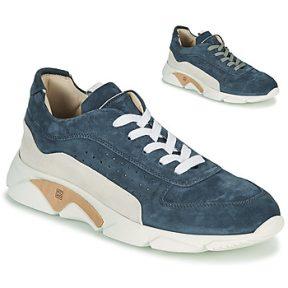 Xαμηλά Sneakers Moma NEW-CASTLE ΣΤΕΛΕΧΟΣ: Δέρμα & ΕΠΕΝΔΥΣΗ: Δέρμα & ΕΣ. ΣΟΛΑ: Δέρμα & ΕΞ. ΣΟΛΑ: Καουτσούκ