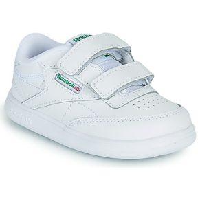 Xαμηλά Sneakers Reebok Classic CLUB C 2V ΣΤΕΛΕΧΟΣ: Δέρμα και συνθετικό & ΕΠΕΝΔΥΣΗ: Ύφασμα & ΕΣ. ΣΟΛΑ: Ύφασμα & ΕΞ. ΣΟΛΑ: Καουτσούκ