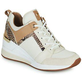 Xαμηλά Sneakers MICHAEL Michael Kors GEORGIE TRAINER ΣΤΕΛΕΧΟΣ: Δέρμα / ύφασμα & ΕΠΕΝΔΥΣΗ: Ύφασμα & ΕΣ. ΣΟΛΑ: Ύφασμα & ΕΞ. ΣΟΛΑ: Συνθετικό