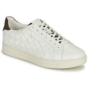 Xαμηλά Sneakers MICHAEL Michael Kors KEATING LACE UP ΣΤΕΛΕΧΟΣ: Δέρμα & ΕΠΕΝΔΥΣΗ: Ύφασμα & ΕΣ. ΣΟΛΑ: Ύφασμα & ΕΞ. ΣΟΛΑ: Συνθετικό
