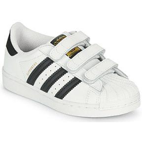 Xαμηλά Sneakers adidas SUPERSTAR CF C ΣΤΕΛΕΧΟΣ: Δέρμα & ΕΠΕΝΔΥΣΗ: Συνθετικό & ΕΣ. ΣΟΛΑ: Συνθετικό & ΕΞ. ΣΟΛΑ: Καουτσούκ