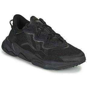 Xαμηλά Sneakers adidas OZWEEGO ΣΤΕΛΕΧΟΣ: Δέρμα / ύφασμα & ΕΠΕΝΔΥΣΗ: Ύφασμα & ΕΣ. ΣΟΛΑ: Ύφασμα & ΕΞ. ΣΟΛΑ: Καουτσούκ