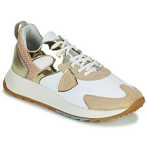 Xαμηλά Sneakers Philippe Model ROYALE ΣΤΕΛΕΧΟΣ: Δέρμα / ύφασμα & ΕΠΕΝΔΥΣΗ: Ύφασμα & ΕΣ. ΣΟΛΑ: Καουτσούκ & ΕΞ. ΣΟΛΑ: Καουτσούκ