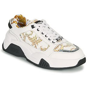 Xαμηλά Sneakers Versace Jeans Couture HATINA ΣΤΕΛΕΧΟΣ: Δέρμα / ύφασμα & ΕΠΕΝΔΥΣΗ: Ύφασμα & ΕΣ. ΣΟΛΑ: Δέρμα & ΕΞ. ΣΟΛΑ: Συνθετικό