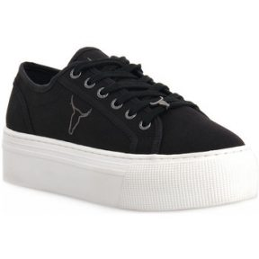 Xαμηλά Sneakers Windsor Smith RUBY CANVAS BLACK