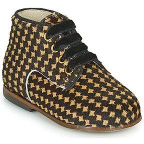 Ψηλά Sneakers Little Mary MAXYNE ΣΤΕΛΕΧΟΣ: Δέρμα αγελάδας & ΕΠΕΝΔΥΣΗ: Δέρμα & ΕΣ. ΣΟΛΑ: Δέρμα & ΕΞ. ΣΟΛΑ: Καουτσούκ