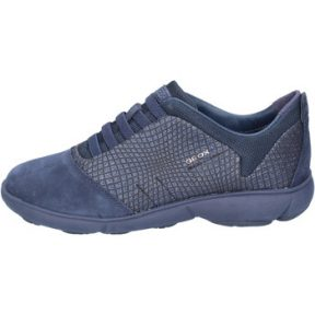 Xαμηλά Sneakers Geox Sneakers Camoscio Tessuto