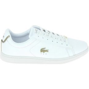 Xαμηλά Sneakers Lacoste Carnaby Evo Blanc