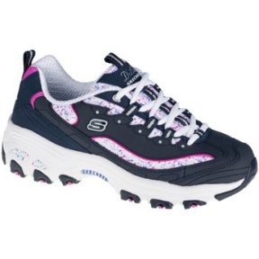 Xαμηλά Sneakers Skechers D'Lites Dazzling Canvas