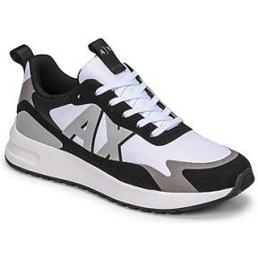 Xαμηλά Sneakers Armani Exchange ANNAKA ΣΤΕΛΕΧΟΣ: Ύφασμα & ΕΠΕΝΔΥΣΗ: Συνθετικό & ΕΣ. ΣΟΛΑ: Ύφασμα & ΕΞ. ΣΟΛΑ: Καουτσούκ