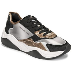Xαμηλά Sneakers Armani Exchange FOLILA ΣΤΕΛΕΧΟΣ: Ύφασμα & ΕΠΕΝΔΥΣΗ: Συνθετικό & ΕΣ. ΣΟΛΑ: Ύφασμα & ΕΞ. ΣΟΛΑ: Καουτσούκ