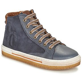 Ψηλά Sneakers Bisgaard GEORG ΣΤΕΛΕΧΟΣ: Δέρμα & ΕΠΕΝΔΥΣΗ: Δέρμα & ΕΣ. ΣΟΛΑ: Δέρμα & ΕΞ. ΣΟΛΑ: Καουτσούκ