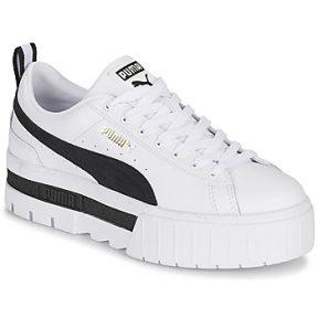 Xαμηλά Sneakers Puma MAYZE ΣΤΕΛΕΧΟΣ: Δέρμα & ΕΠΕΝΔΥΣΗ: & ΕΣ. ΣΟΛΑ: Συνθετικό & ΕΞ. ΣΟΛΑ: Συνθετικό