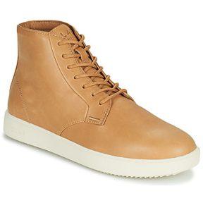 Ψηλά Sneakers Clae GIBSON ΣΤΕΛΕΧΟΣ: Δέρμα & ΕΠΕΝΔΥΣΗ: Δέρμα / ύφασμα & ΕΣ. ΣΟΛΑ: Δέρμα και συνθετικό & ΕΞ. ΣΟΛΑ: Καουτσούκ