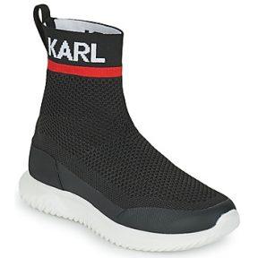 Ψηλά Sneakers Karl Lagerfeld PELINDRA ΣΤΕΛΕΧΟΣ: Ύφασμα & ΕΠΕΝΔΥΣΗ: Ύφασμα & ΕΣ. ΣΟΛΑ: Ύφασμα & ΕΞ. ΣΟΛΑ: Συνθετικό