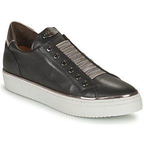 Xαμηλά Sneakers Adige QUANTON3 V1 SOFT NOIR ΣΤΕΛΕΧΟΣ: Δέρμα & ΕΠΕΝΔΥΣΗ: Δέρμα & ΕΣ. ΣΟΛΑ: Δέρμα & ΕΞ. ΣΟΛΑ: Καουτσούκ