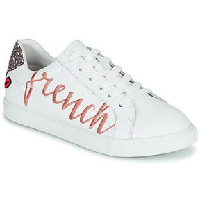 Xαμηλά Sneakers Bons baisers de Paname SIMONE FRENCH KISS ΣΤΕΛΕΧΟΣ: Δέρμα & ΕΠΕΝΔΥΣΗ: Δέρμα & ΕΣ. ΣΟΛΑ: Δέρμα & ΕΞ. ΣΟΛΑ: Συνθετικό