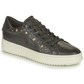 Xαμηλά Sneakers Geox PONTOISE ΣΤΕΛΕΧΟΣ: Δέρμα και συνθετικό & ΕΠΕΝΔΥΣΗ: Συνθετικό και ύφασμα & ΕΣ. ΣΟΛΑ: Δέρμα βοοειδούς & ΕΞ. ΣΟΛΑ: Συνθετικό
