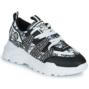 Xαμηλά Sneakers Versace Jeans Couture DOLINO ΣΤΕΛΕΧΟΣ: Δέρμα / ύφασμα & ΕΠΕΝΔΥΣΗ: Συνθετικό και ύφασμα & ΕΣ. ΣΟΛΑ: Δέρμα & ΕΞ. ΣΟΛΑ: Συνθετικό