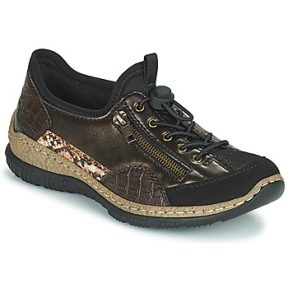 Xαμηλά Sneakers Rieker ALINDA ΣΤΕΛΕΧΟΣ: Δέρμα & ΕΠΕΝΔΥΣΗ: Ύφασμα & ΕΣ. ΣΟΛΑ: Ύφασμα & ΕΞ. ΣΟΛΑ: Συνθετικό