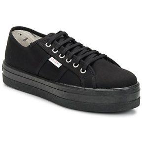 Xαμηλά Sneakers Victoria BLUCHER LONA PLATAFORMA ΣΤΕΛΕΧΟΣ: Ύφασμα & ΕΠΕΝΔΥΣΗ: Ύφασμα & ΕΣ. ΣΟΛΑ: Ύφασμα & ΕΞ. ΣΟΛΑ: Συνθετικό