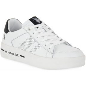 Xαμηλά Sneakers U.S Polo Assn. VEGA WHITE