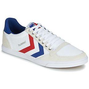 Xαμηλά Sneakers Hummel TEN STAR LOW CANVAS ΣΤΕΛΕΧΟΣ: Δέρμα / ύφασμα & ΕΠΕΝΔΥΣΗ: Ύφασμα & ΕΣ. ΣΟΛΑ: Ύφασμα & ΕΞ. ΣΟΛΑ: Καουτσούκ
