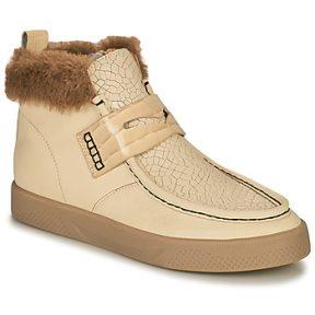 Ψηλά Sneakers Mam'Zelle AMOR ΣΤΕΛΕΧΟΣ: Δέρμα & ΕΠΕΝΔΥΣΗ: Δέρμα & ΕΣ. ΣΟΛΑ: Δέρμα & ΕΞ. ΣΟΛΑ: Καουτσούκ