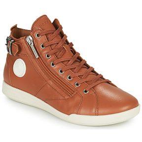 Ψηλά Sneakers Pataugas PALME ΣΤΕΛΕΧΟΣ: Δέρμα προβάτου & ΕΠΕΝΔΥΣΗ: Δέρμα & ΕΣ. ΣΟΛΑ: Δέρμα & ΕΞ. ΣΟΛΑ: Συνθετικό