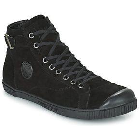Ψηλά Sneakers Pataugas LATSA ΣΤΕΛΕΧΟΣ: καστόρι & ΕΠΕΝΔΥΣΗ: Δέρμα & ΕΣ. ΣΟΛΑ: Δέρμα & ΕΞ. ΣΟΛΑ: Συνθετικό