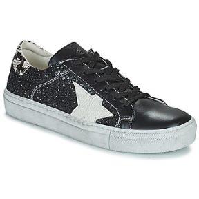 Xαμηλά Sneakers Betty London PAVLINA ΣΤΕΛΕΧΟΣ: Δέρμα και συνθετικό & ΕΠΕΝΔΥΣΗ: Δέρμα & ΕΣ. ΣΟΛΑ: Δέρμα & ΕΞ. ΣΟΛΑ: Καουτσούκ