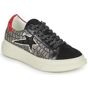 Xαμηλά Sneakers Betty London PORMINE ΣΤΕΛΕΧΟΣ: Δέρμα και συνθετικό & ΕΠΕΝΔΥΣΗ: Συνθετικό & ΕΣ. ΣΟΛΑ: Συνθετικό & ΕΞ. ΣΟΛΑ: Καουτσούκ