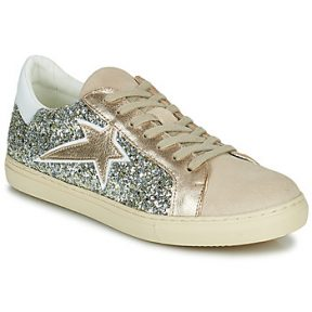 Xαμηλά Sneakers Betty London PAPIDOL ΣΤΕΛΕΧΟΣ: Δέρμα και συνθετικό & ΕΠΕΝΔΥΣΗ: Συνθετικό & ΕΣ. ΣΟΛΑ: Συνθετικό & ΕΞ. ΣΟΛΑ: Καουτσούκ