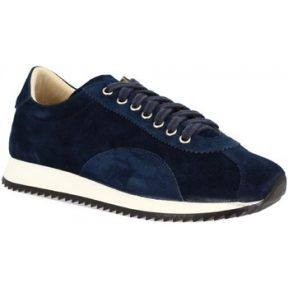 Xαμηλά Sneakers Leonardo Shoes 1007E21 SOFTY OLTREMARE