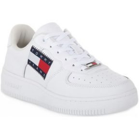 Xαμηλά Sneakers Tommy Hilfiger YBR LOW CAT FLAG