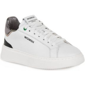 Xαμηλά Sneakers Womsh SNIK ROCK IRON WHITE