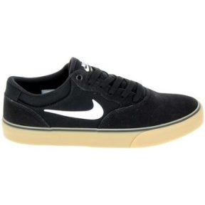 Xαμηλά Sneakers Nike SB Chron 2 Noir Gomme 1010826480015 [COMPOSITION_COMPLETE]