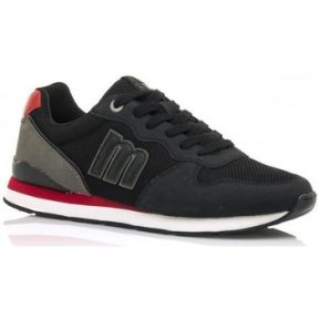 Xαμηλά Sneakers MTNG ZAPATILLAS HOMBRE NEGRO 84467 [COMPOSITION_COMPLETE]