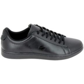 Xαμηλά Sneakers Lacoste Carnaby Stri Noir [COMPOSITION_COMPLETE]