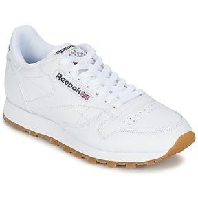 Xαμηλά Sneakers Reebok Classic CLASSIC LEATHER ΣΤΕΛΕΧΟΣ: Δέρμα & ΕΠΕΝΔΥΣΗ: Ύφασμα & ΕΣ. ΣΟΛΑ: Ύφασμα & ΕΞ. ΣΟΛΑ: Καουτσούκ